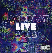 Coldplay, Live 2012 (CD)