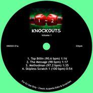 """DJ Sausage Fingaz, 1-2 Knockouts Vol. 1 (7"""")"""