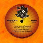 """DJ Sausage Fingaz, Knockouts Vol. 3 (7"""")"""
