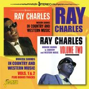 Ray Charles, Modern Sounds in Country and Western Music, Vols. 1- 2  (CD)