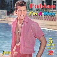 Fabian, I'm A Man: 5 Albums 1959-1961 (CD)