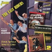The Easy Riders, Folk Songs You'll Like: Four Original Albums (CD)