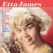 Etta James, Etta James / Sings For Lovers Plus Bonus Singles (CD)