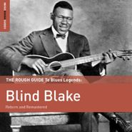 Blind Blake, The Rough Guide To Blues Legends: Blind Blake (CD)