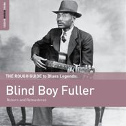 Blind Boy Fuller, The Rough Guide To Blues Legends: Blind Boy Fuller (CD)