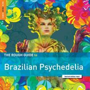 Various Artists, Rough Guide To Brazilian Psychedelia [Record Store Day] (LP)