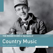 Various Artists, The Rough Guide To The Roots Of Country Music (LP)