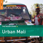 Various Artists, The Rough Guide To Urban Mali (LP)