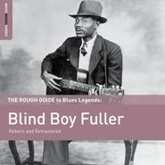 Blind Boy Fuller, The Rough Guide To Blues Legends: Blind Boy Fuller (LP)