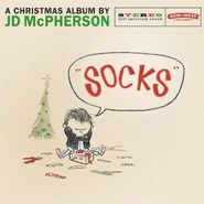 JD McPherson, Socks [Red / Green Marble Colored Vinyl] (LP)