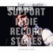 Tony Joe White, Live From Austin TX [Record Store Day White Vinyl] (LP)