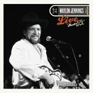 Waylon Jennings, Live From Austin, TX '84 (LP)