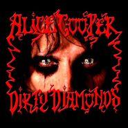 Alice Cooper, Dirty Diamonds [Red Vinyl] (LP)