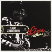 """Clarence """"Gatemouth"""" Brown, Live From Austin TX (CD)"""