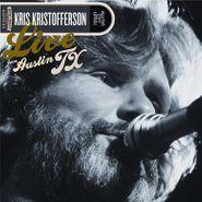 Kris Kristofferson, Live From Austin Texas (CD)