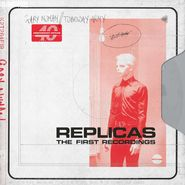 Gary Numan, Replicas: The First Recordings [Sage Green Vinyl] (LP)