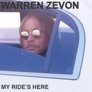 Warren Zevon, My Ride's Here (LP)