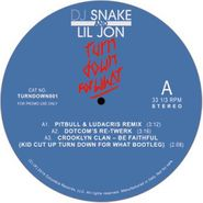"DJ Snake, Turn Down For What (12"")"
