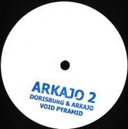 "Dorisburg, Void Pyramid (12"")"