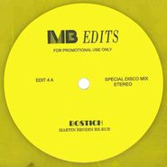 """Yello, Bostich [MB Edits] (12"""")"""