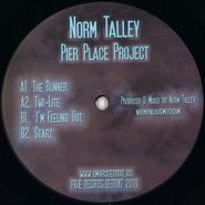 "Norm Talley, Pier Place Project (12"")"