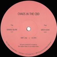 "Chaos In The CBD, Orange Blank (12"")"