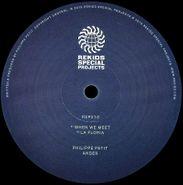 "Philippe Petit, Anger EP (12"")"