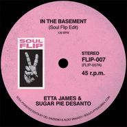 "Etta James, In The Basement / My Sweet Lord (7"")"