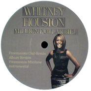 """Whitney Houston, Million Dollar Bill (Remixes) (12"""")"""