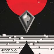 Moon Duo, Occult Architecture Vol. 1 [Black & Red Marble Vinyl] (LP)