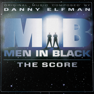 Danny Elfman, Men In Black: The Score [20th Anniversary Edition] [OST] (LP)