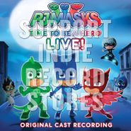 Cast Recording [Stage], PJ Masks: Time To Be A Hero Live! [OST] [Record Store Day] (LP)