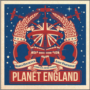 "Robyn Hitchcock, Planet England (10"")"