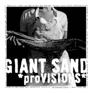 Giant Sand, *proVISIONS* (CD)