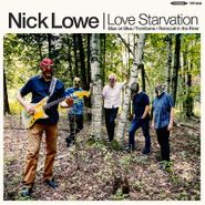 Nick Lowe, Love Starvation / Trombone (LP)