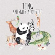 This Town Needs Guns, Animals Acoustic (CD)