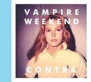 Vampire Weekend, Contra (CD)