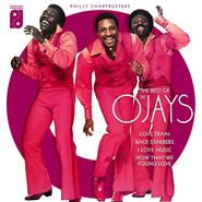 The O'Jays, Philly Chartbusters: The Best Of The O'Jays (LP)