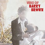 Barry Brown, Vibes Of Barry Brown (LP)