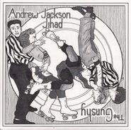 """Andrew Jackson Jihad, Andrew Jackson Jihad / The Gunshy [Split] (7"""")"""