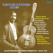 Various Artists, Memphis Rounders Blues (CD)