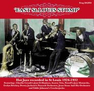 Various Artists, East St. Louis Stomp (CD)