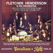 Fletcher Henderson & His Orchestra, Do That Thing (CD)