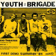 "Youth Brigade, First Demo Summer '81 (7"")"