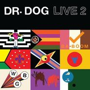 Dr. Dog, Live 2 [Record Store Day] (LP)