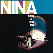 Nina Simone, Nina Simone At Town Hall [Dark Pink Vinyl] (LP)