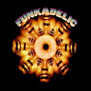 Funkadelic, Funkadelic [Clear & Red Starburst Vinyl] (LP)
