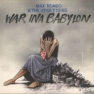 Max Romeo, War Ina Babylon [Red Vinyl] (LP)