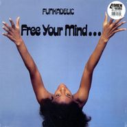 Funkadelic, Free Your Mind...And Your Ass Will Follow [Red Vinyl] (LP)