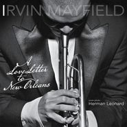 Irvin Mayfield, Love Letter To New Orleans (CD)
